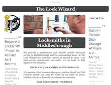 Tablet Preview of 24hr-locksmith-middlesbrough.co.uk